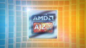 AMD 7th Gen APUs