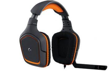 Logitech G231 Prodigy Gaming 1212