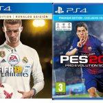 FIFA 18 VS PES 2018 : Perbandingan Gameplay, Grafis & Fitur Terbaru