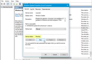 Cara untuk memperbaiki masalah update Windows 10 yang macet 3