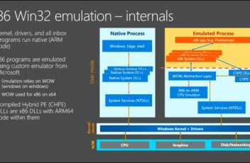 Windows 10 di ARM 3