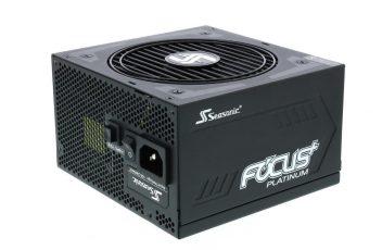 FOCUS Plus Series SSR-750PX