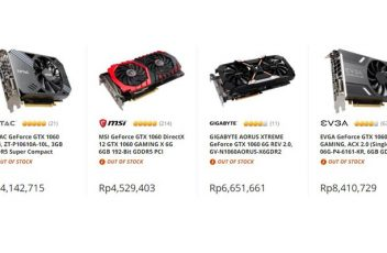 GPU Pricelist 4