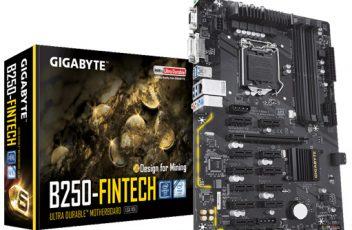 Gigabyte B250-FinTech 2