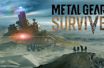 Metal Gear Survive Featured