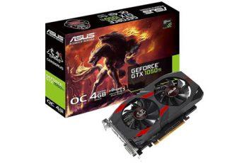 ASUS Geforce GTX 1050 Ti Cerberus 3