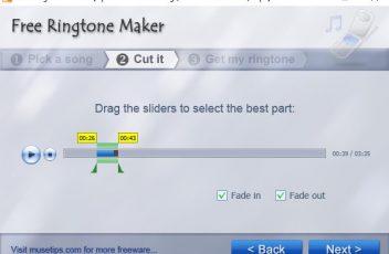 Free Ringtone Maker 2