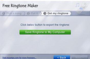 Free Ringtone Maker 3