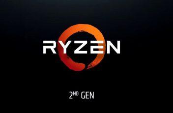 AMD Ryzen 2th Gen