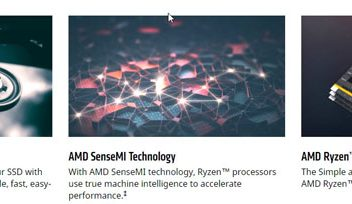 AMD Ryzen 2th Gen Tech