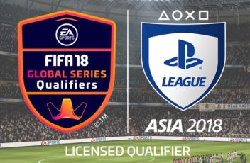 PlayStation League Asia 2018