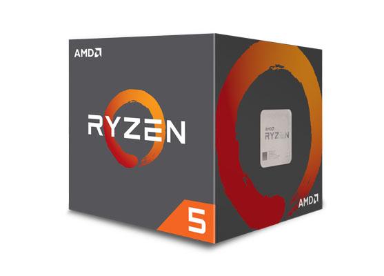 AMD Ryzen 2000 Series Zen+