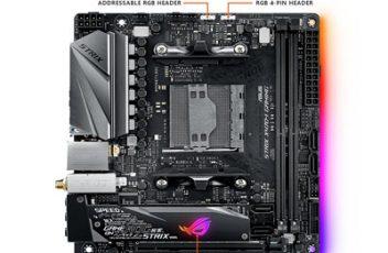 Strix X470-I Gaming 3