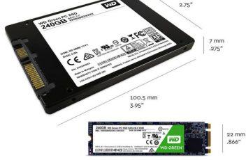 WD GREEN PC SSD M.2 2