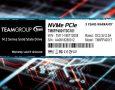 Team MP34 SSD NVMe M.2 Review : Harga Menyenangkan, Performa Maksimum (Up to 3GB/s)
